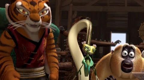 Kung Fu Panda 2 Innerer Friede Wie macht er das nur? Premieren-Trailer