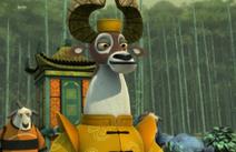 Kung Fu Panda Legends of Awesomeness Meng Tao