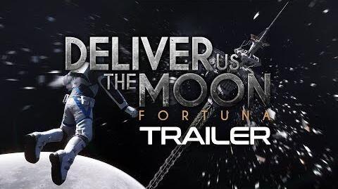 Deliver Us The Moon - Fortuna Trailer (2018) KeokeN Interactive