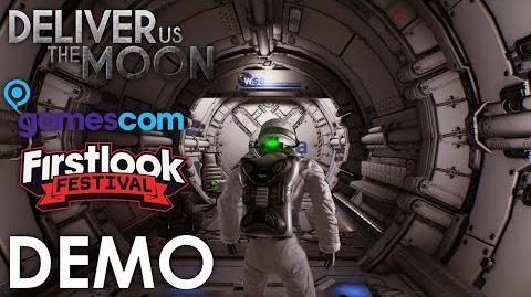 Deliver Us The Moon - Demo (Gamescom 2015, Firstlook 2015)