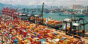 Shanghai port (1)