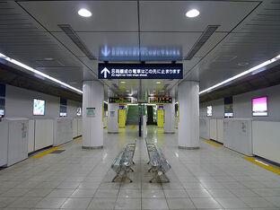 800px-Meiji-jingumae station Fukutoshin Line platform