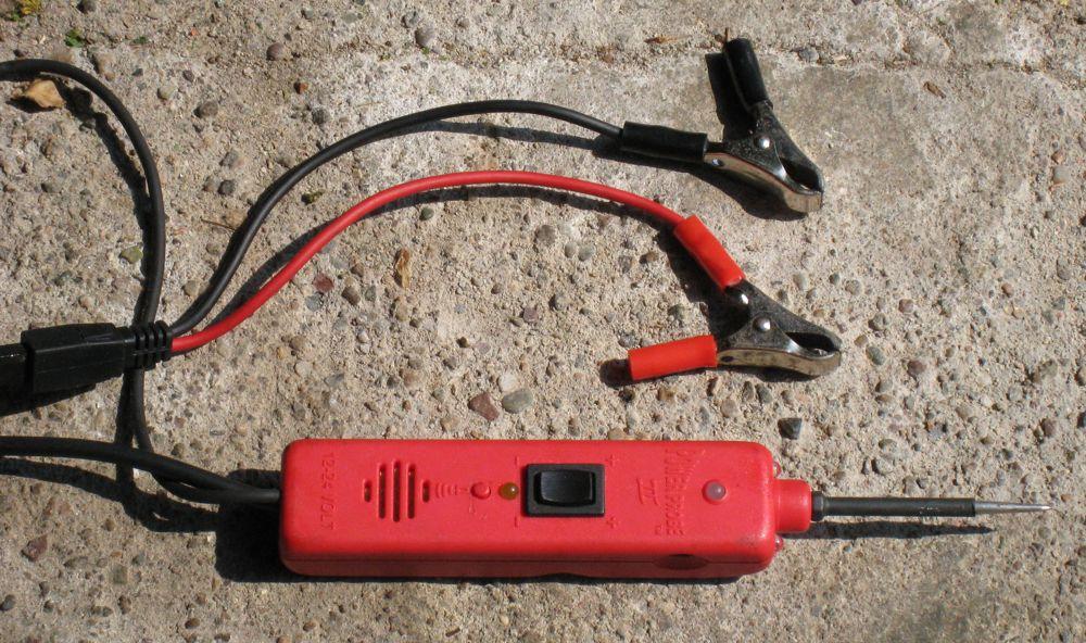 Tool:Power Probe | DeLorean Tech Wiki | FANDOM powered by Wikia
