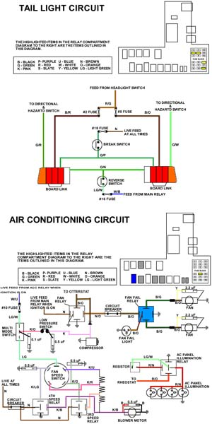 wiring schematics delorean tech wiki fandom powered by wikia Wiring-Diagram Legend