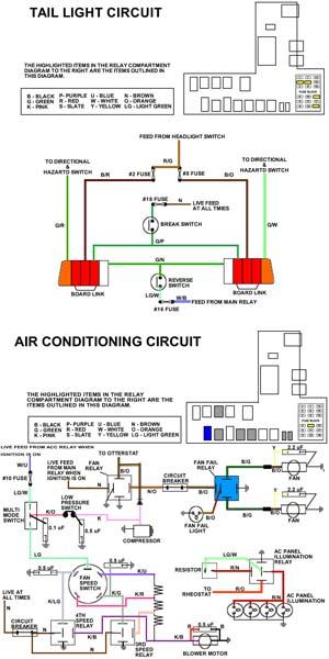 wiring schematics delorean tech wiki fandom powered by wikia Legend of Symbols for Car Wiring Diagram