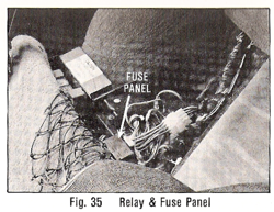 delorean wiring diagrams fuses and fuse box delorean tech wiki fandom  fuses and fuse box delorean tech wiki