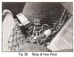deloreanownersmanual-fuses