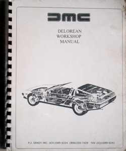 [DIAGRAM_5LK]  DeLorean Workshop Manual | DeLorean Tech Wiki | Fandom | Delorean Starter Wiring Diagram |  | DeLorean Tech Wiki - Fandom