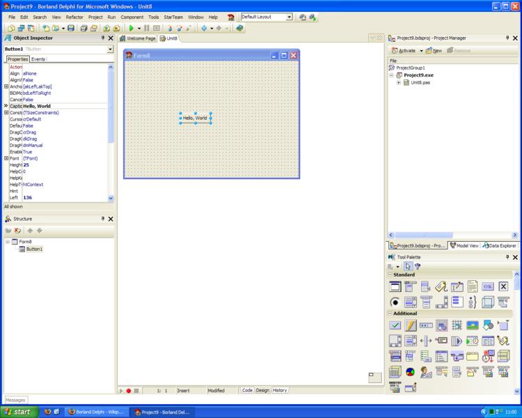 Borland Developer Studio 2006   Delphi Programming   FANDOM