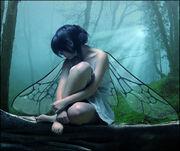 Forest Fae by Amethystana