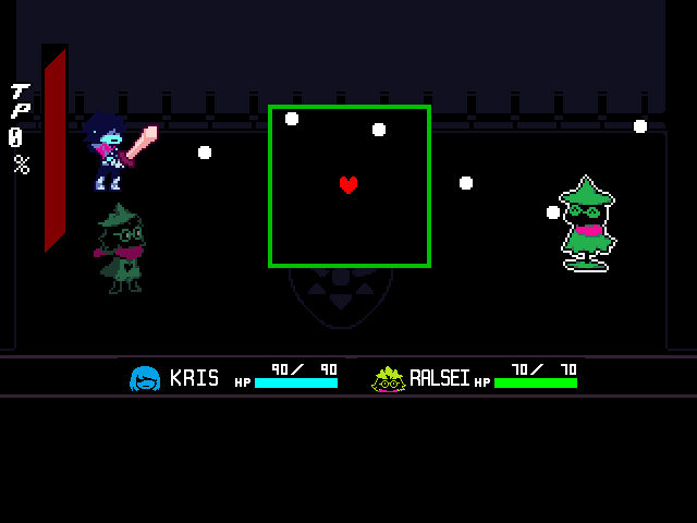 Encounter | Deltarune Wiki | FANDOM powered by Wikia