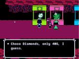Choco Diamond