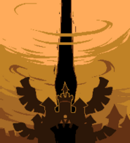 Castle Town Castle legend screenshot