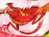 Scorpion Lizard