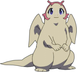 Ailsa's daughter (anime)