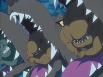 Evil wolves