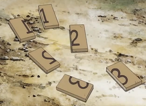 Riddle 2 solved (anime)
