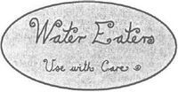 Water eaters label