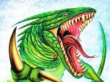 Green Beast