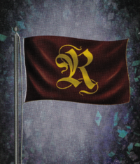 Rosalyn flag