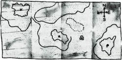 Pirran Caverns map