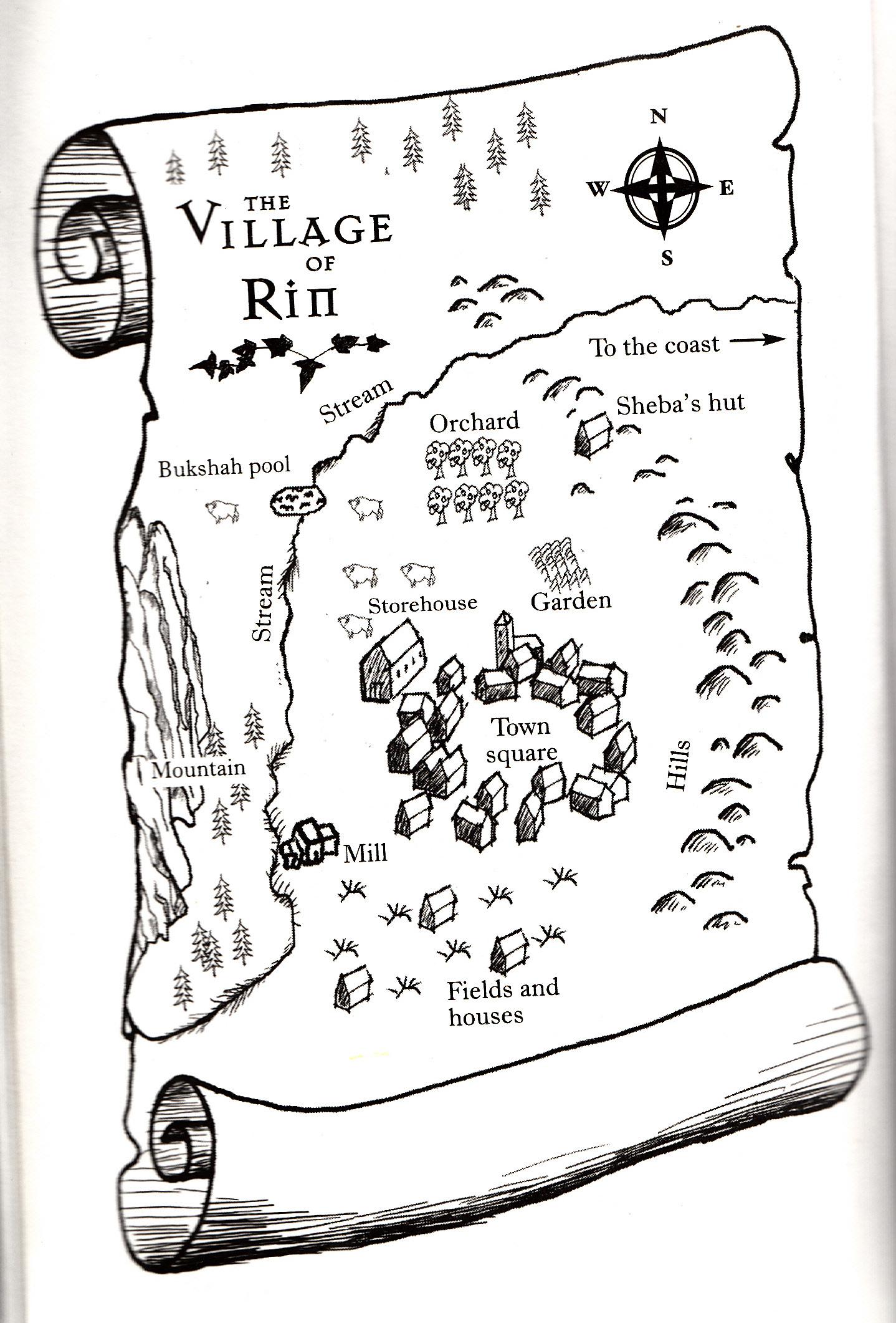 Rin Deltora Quest Wiki Fandom Powered By Wikia