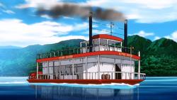 River Queen anime