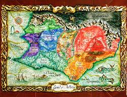 Map of Deltora1000