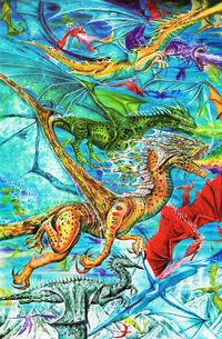 Deltora Dragons