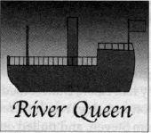 River Queen sign