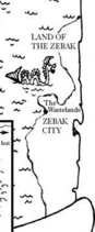 Land of the Zebak