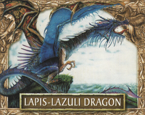 Lapis Dragon Card Image
