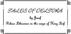 Tales of deltora title