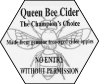 Queen Bee Cider