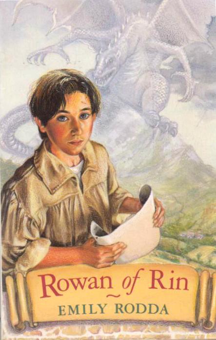 Rowan Of Rin Book Deltora Quest Wiki Fandom Powered