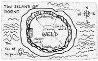 Dorne map