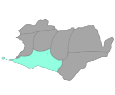 Map of Diamond territory