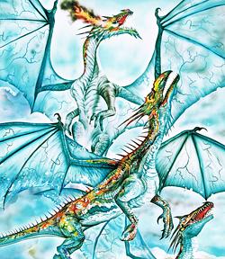 Opal Dragon2
