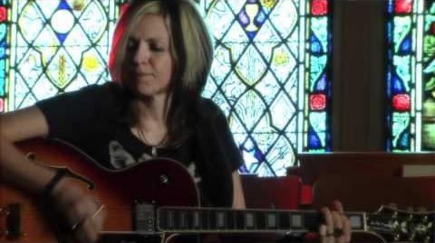 """PERSONAL JESUS"" (Unplugged, Cover) - Christine Havrilla (Gypsy Fuzz)"