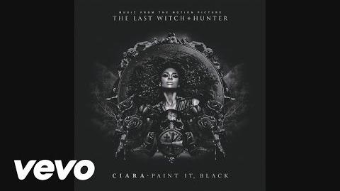 Ciara - Paint It, Black