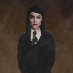 Savannah as a Hogwarts student