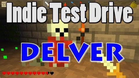 Indie Test Drive Delver (1st-Person Action Roguelike)