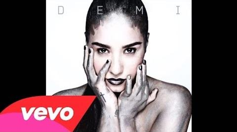 Demi Lovato - Something That We´re Not (Audio)