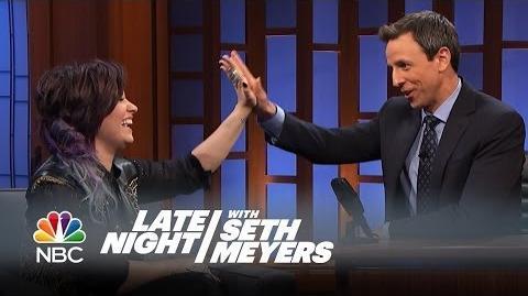 Seth Meyers - June 4, 2014 - Part 1