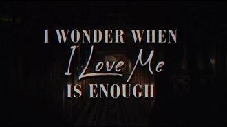 Demi Lovato - I Love Me (Lyric Video)