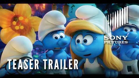 Smurfs - The Lost Village (Teaser)