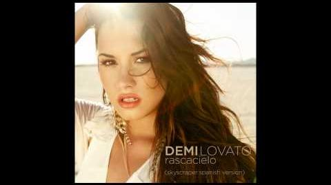 Demi Lovato - Rascacielo (Skyscraper Spanish Version) - Audio Only