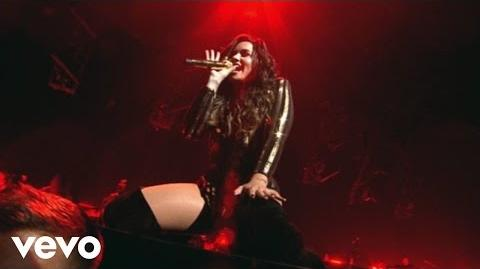 Demi Lovato - Body Say (Live On Honda Civic Tour Future Now)