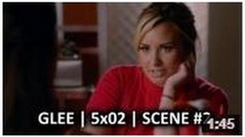 Glee 5x02 Scene 2