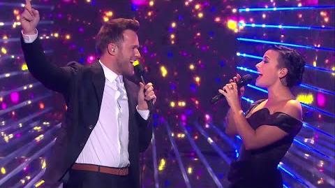 "Olly Murs & Demi Lovato ""Up"" guests at X Factor UK 2014"